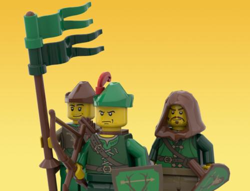 Forest Guard torsos