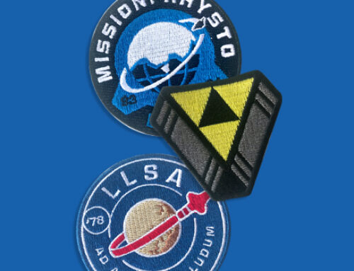 New Mission Patches