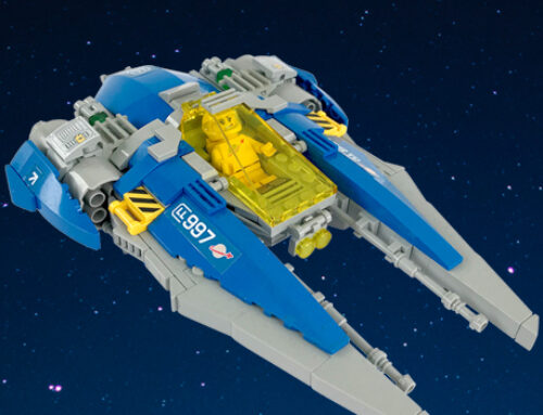 LEGO Ideas Staff Pick: LL-997 Viper!