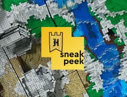 Sneak peek: The Castle