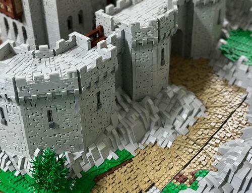 Designing my castle